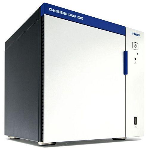 BizNAS - Tandberg Data