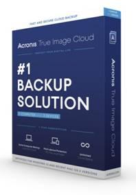 Acronis True Image Cloud