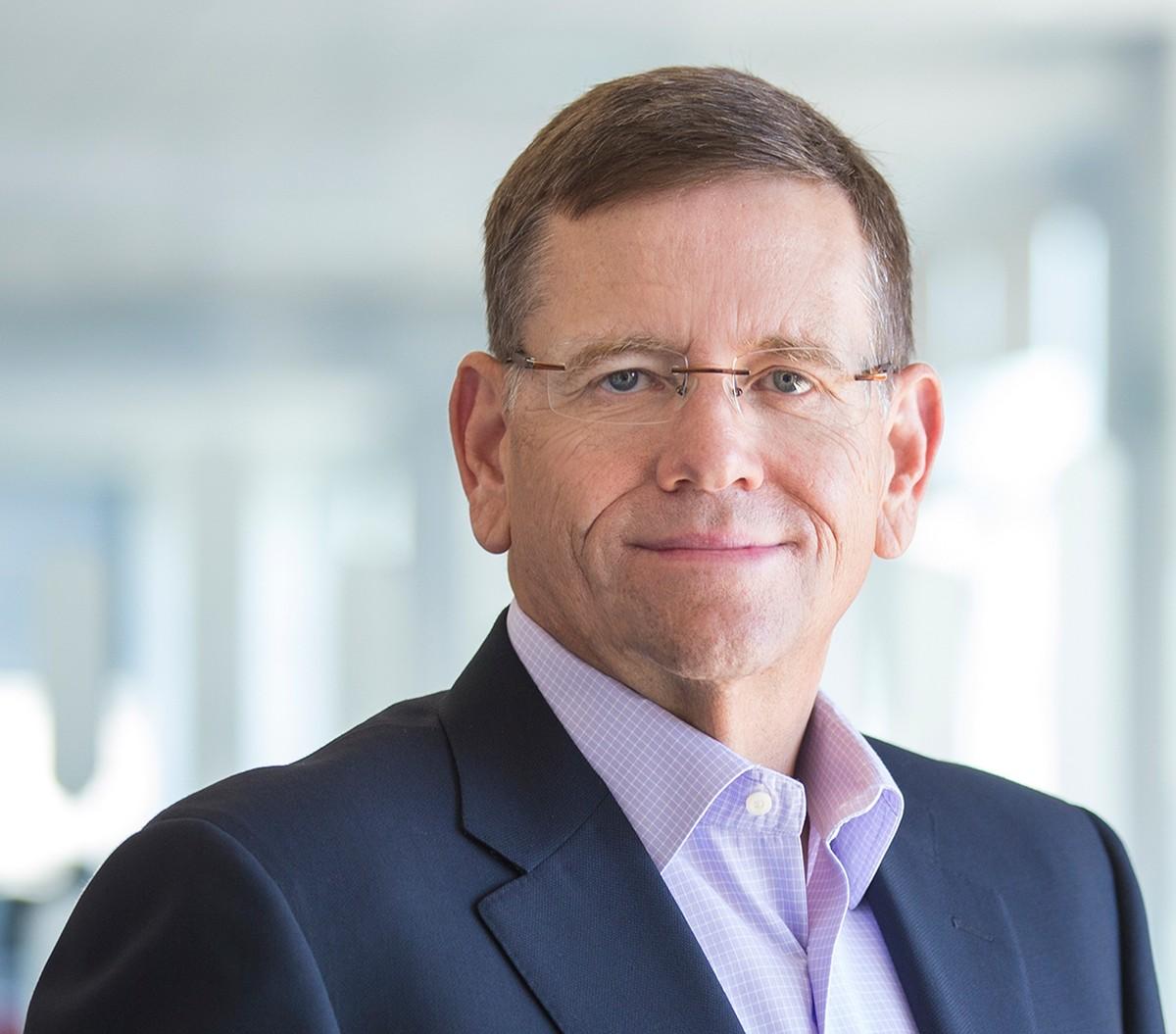 David Goeckeler CEO Western Digital