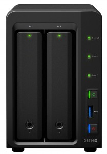 DiskStation DS716+,  Synology