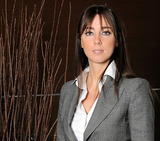 Elena Ferrari, Channel Sales Director South Europe, CommVault