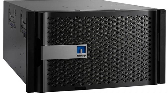 FAS8080 EX: NetApp rilascia il suo più potente sistema storage unificato