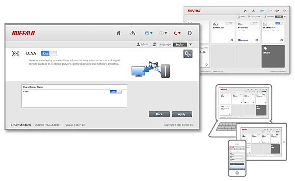 Interfaccia Grafica LS 200
