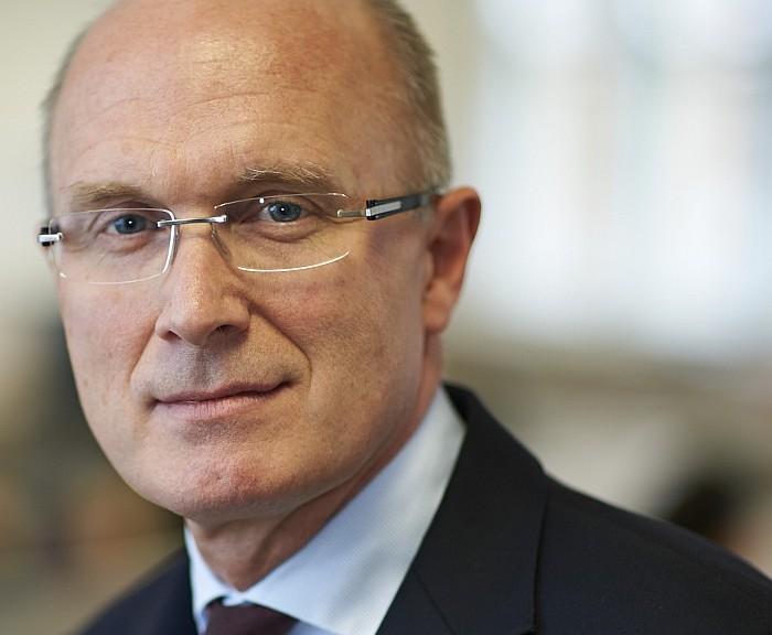 Kristian Thyregod, senior vice president of sales EMEA, Riverbed