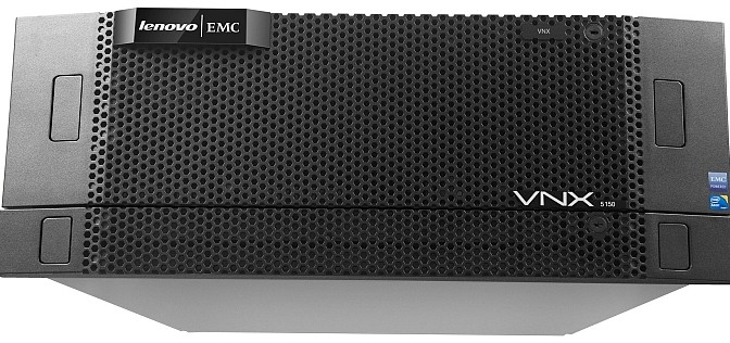 Storage Array Lenovo|EMC VNX5150