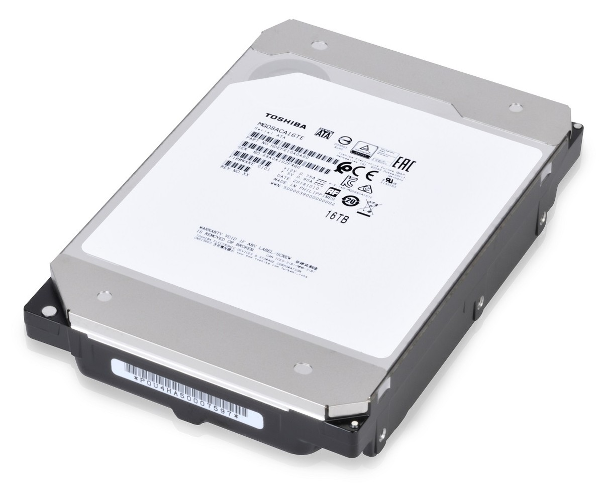 MG08 hard disk Enterprise Capacity Toshiba