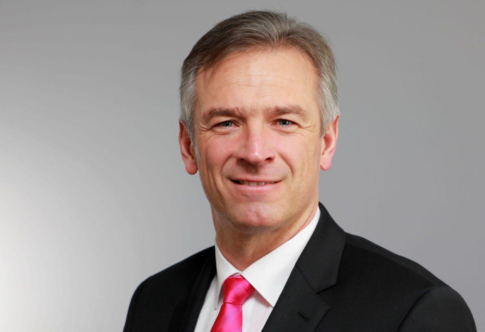 Markus Asch, CEO, Rittal