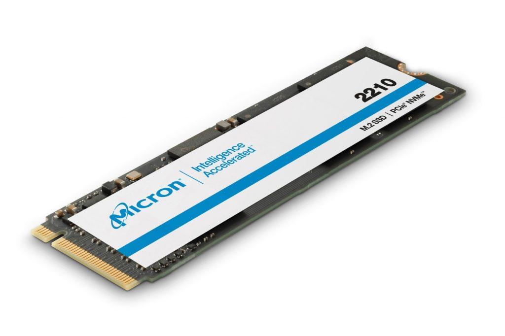Micron 2210 NVMe