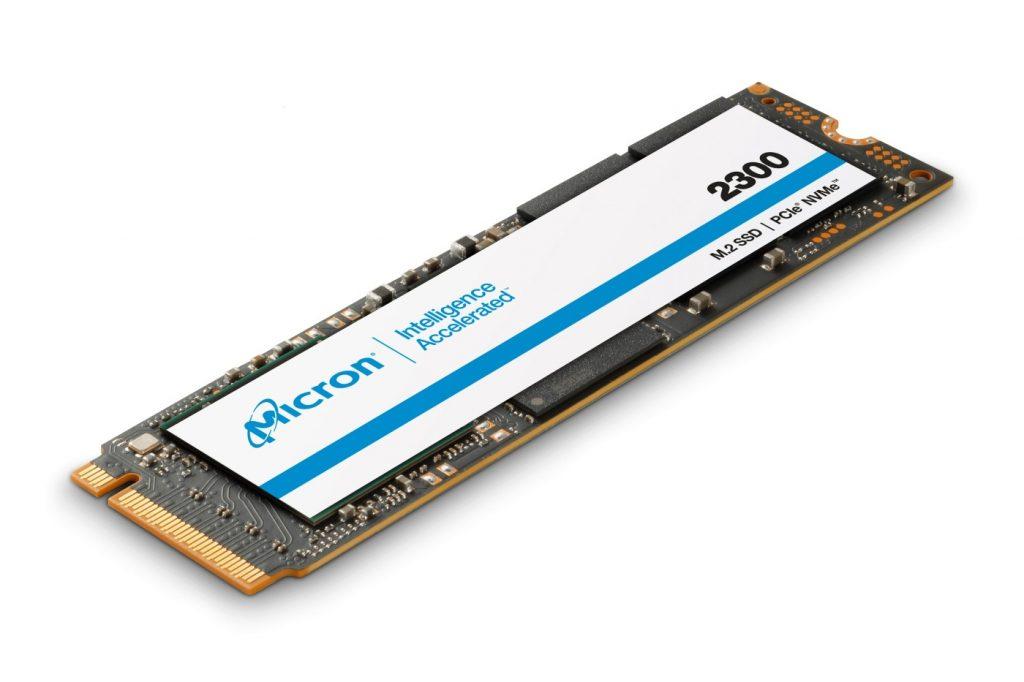 Micron 2300 NVMe
