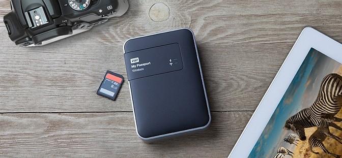 My Passport Wireless
