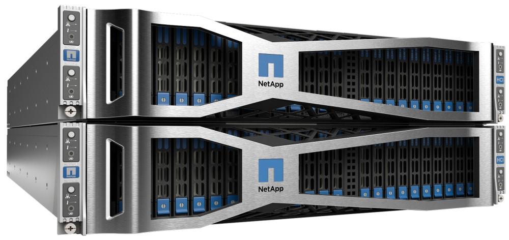 NetApp HCI soluzione iperconvergente di livello enterprise