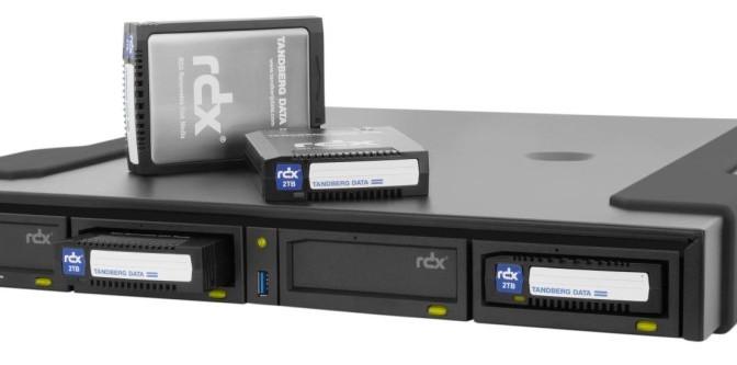 Nuova RDX QuikStation