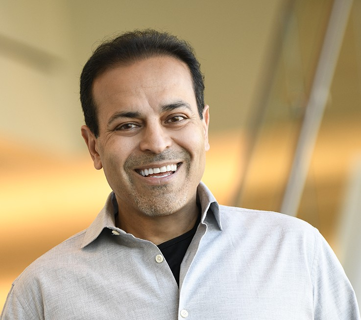 Sanjay Mirchandani President e CEO di Commvault