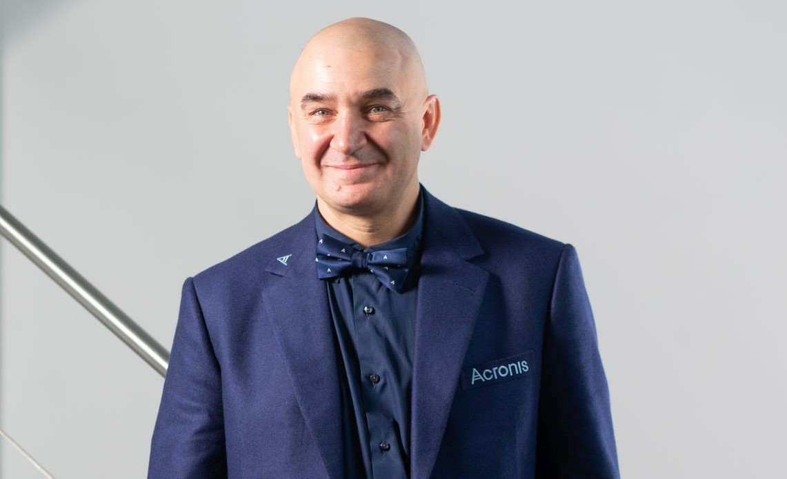 Serguei Beloussov Acronis