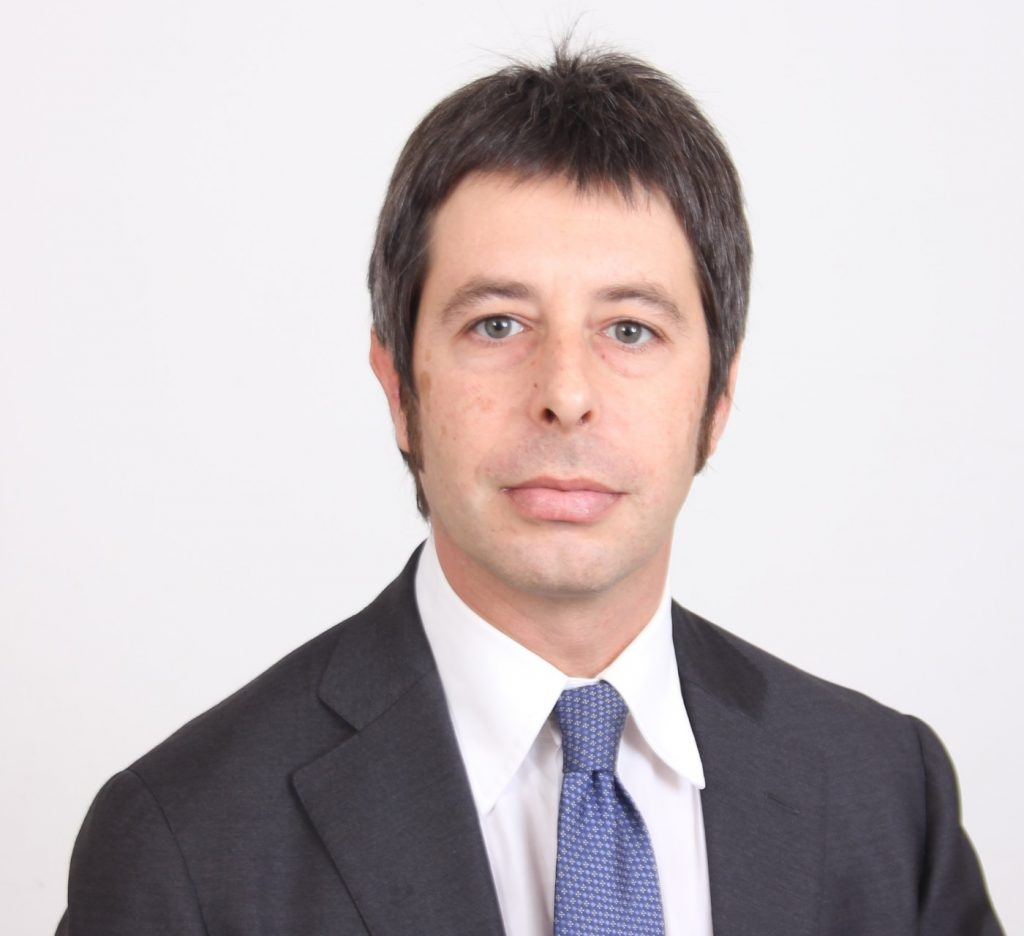 Simone Ceccano, Sales Manager Italy, QSAN Technology