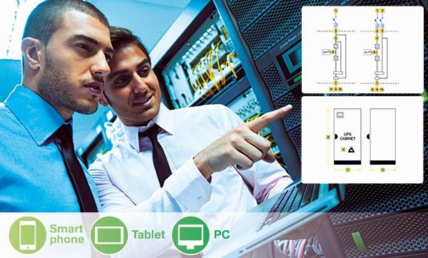 Configurare l'installazione dell'UPS con Socomec eRuler