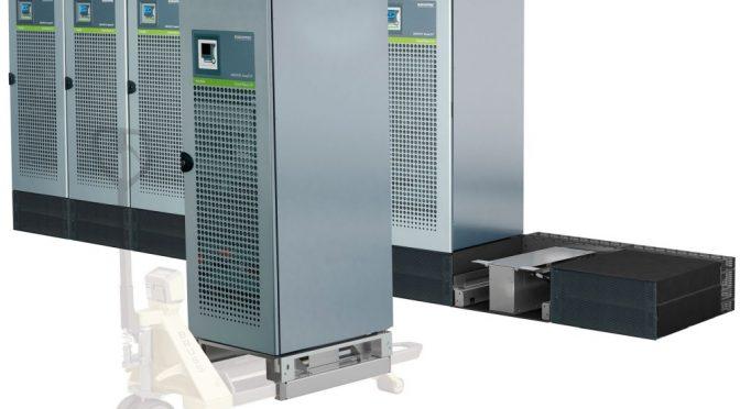 Da Socomec UPS scalabili fino a 1,2 MW progettati e fabbricati in Europa