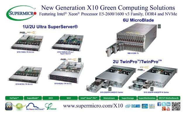 Super Micro Server Storage Solutions