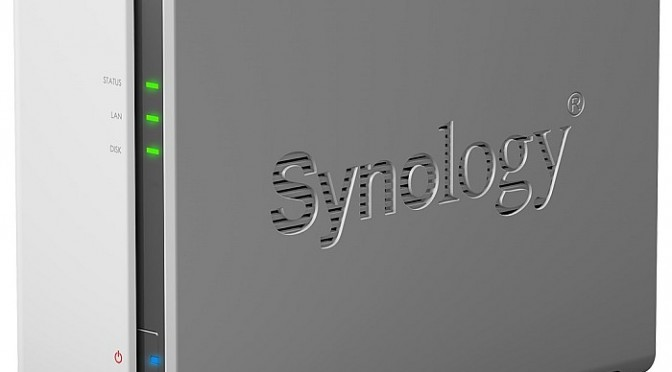 Synology-DS115j