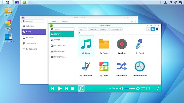 DiskStation Manager 5.0 di Synology