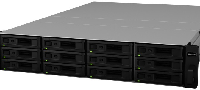 Synology RackStation RS2416+/RS2416RP+