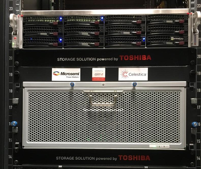 Toshiba Setup
