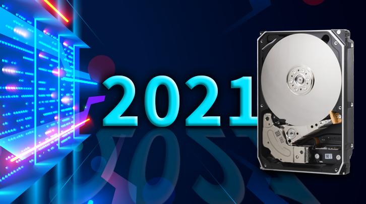 Toshiba Storage Trend 2021