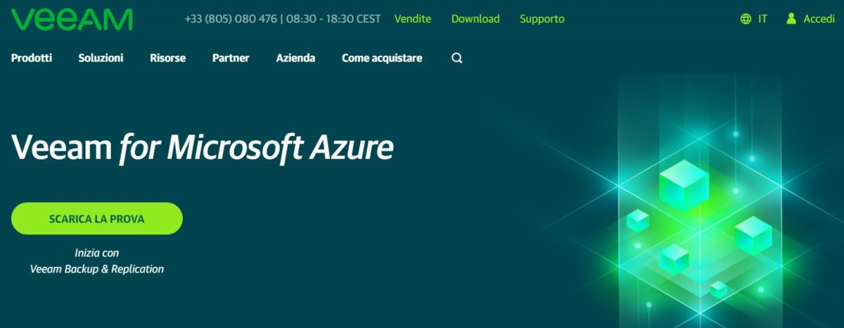 Veeam Backup for Microsoft Azure