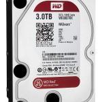 WD Red Hard disk specificamente progettati e ottimizzati per i sistemi NAS, grazie all'avanzata tecnologia NASware