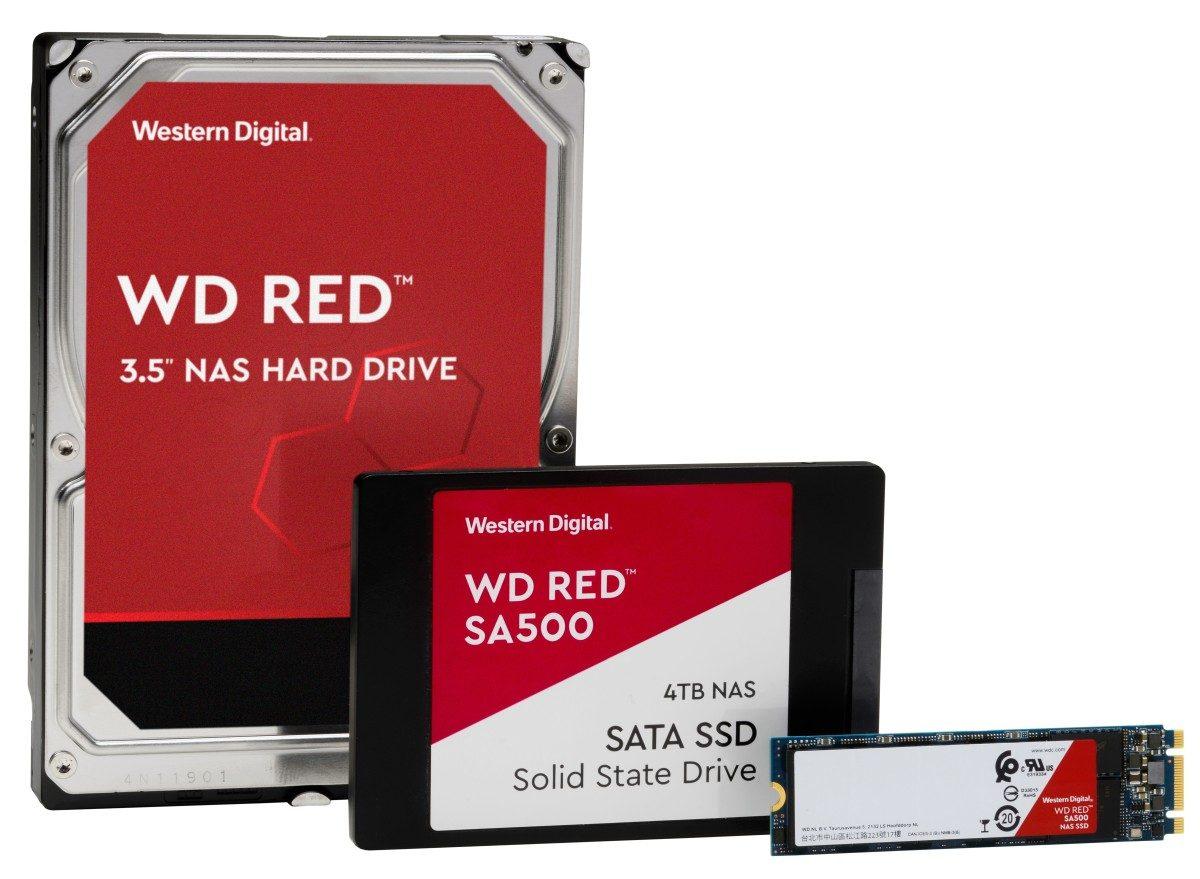 Tre nuovi prodotti per lo storage da WD