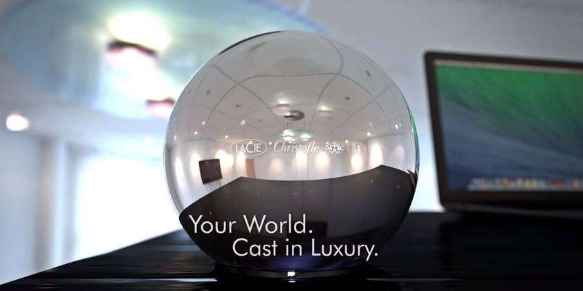 Your World. Cast in Luxury
