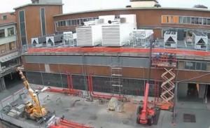 costruzione data center Fastweb, Milano