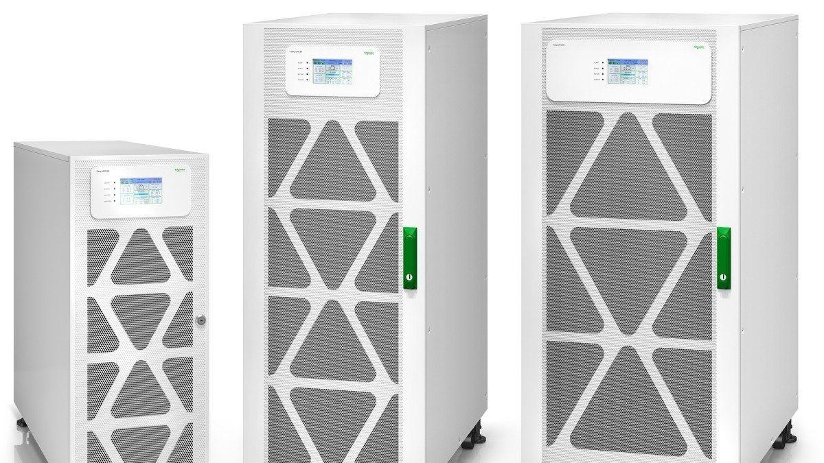 La linea Easy UPS 3M di Schneider Electric ora anche a 200kVA