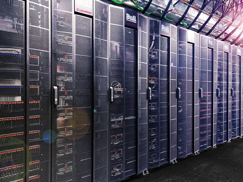 davinci-1 Supercomputer Leonardo