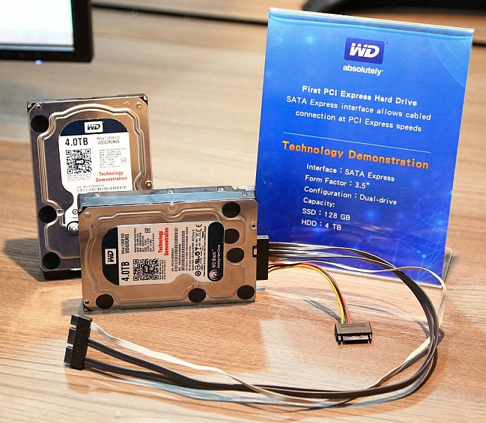 primi hard drive PCI Express