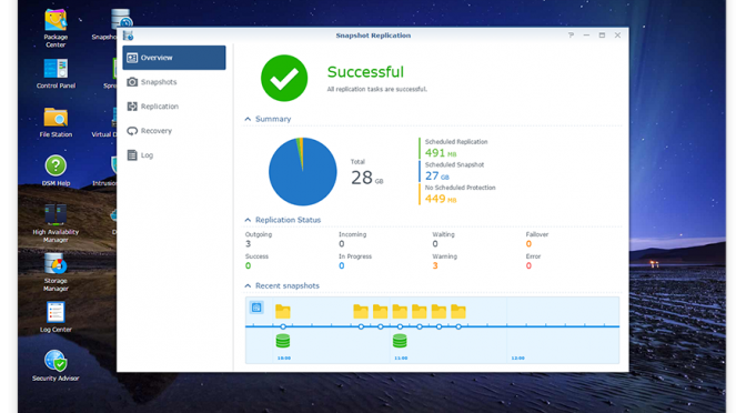 DiskStation Manager 6.0 di Synology